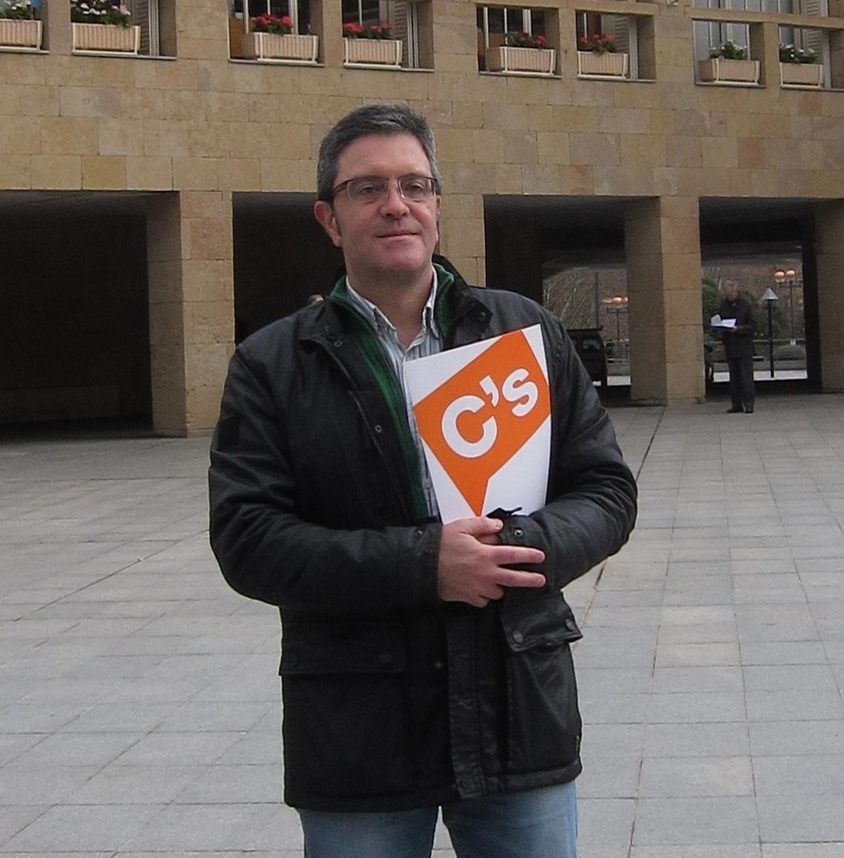 Ciudadanos propone una ventanilla única de Servicios Sociales en Logroño