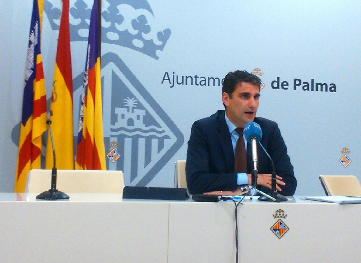 Cort deja una «herencia» de 25 millones de superávit al próximo gobierno municipal