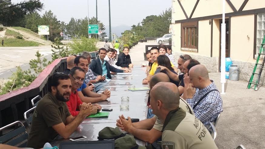 C»s contará con los agentes forestales para mejorar la gestión de los espacios protegidos