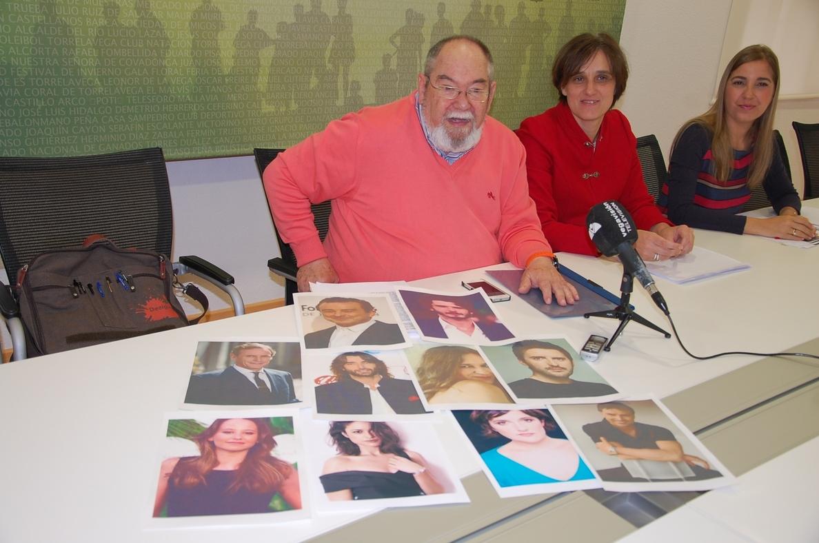 El FICT premiará a Juan Diego, John González e Irene Escolar