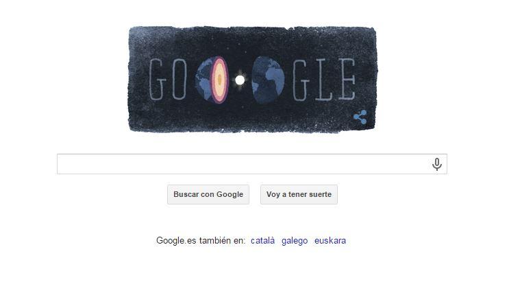 Google homenajea en su último doodle a Inge Lehmann, la sismóloga que desmintió a Julio Verne