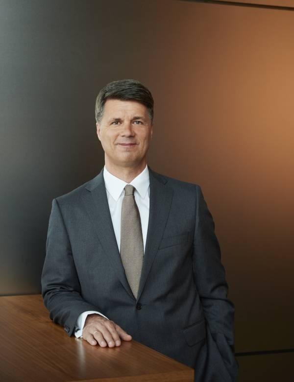 Harald Krüger nuevo presidente del consejo de dirección de BMW