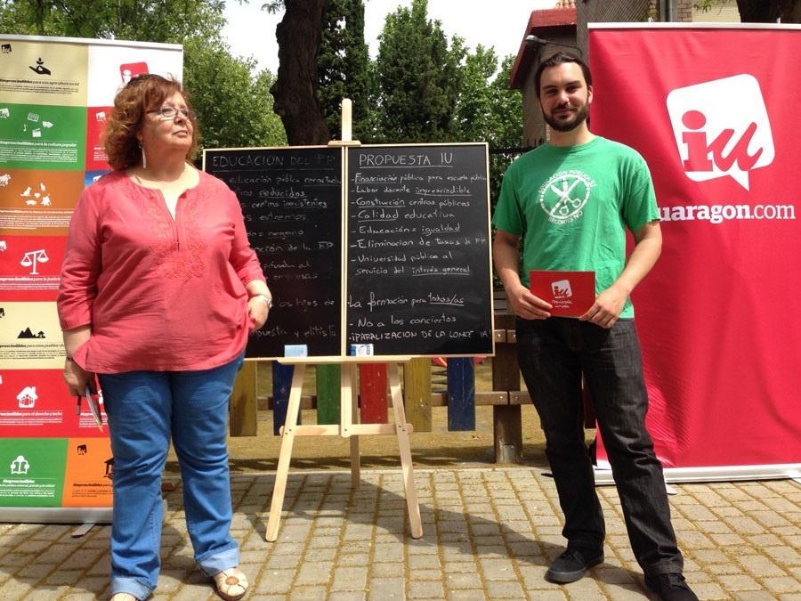IU propone una ley autonómica de Educación, con financiación propia y consenso