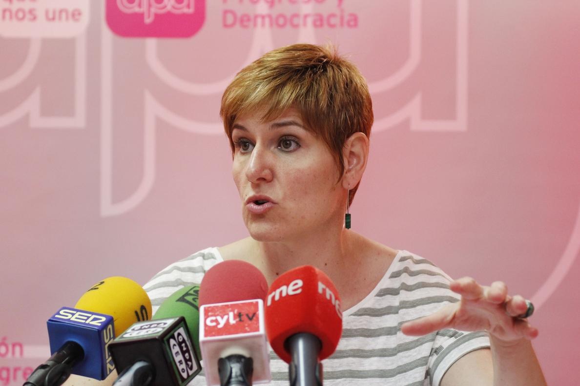 Martín (UPyD) considera que las diputaciones son un «nido de recompensas políticas» a alcaldes ya retirados