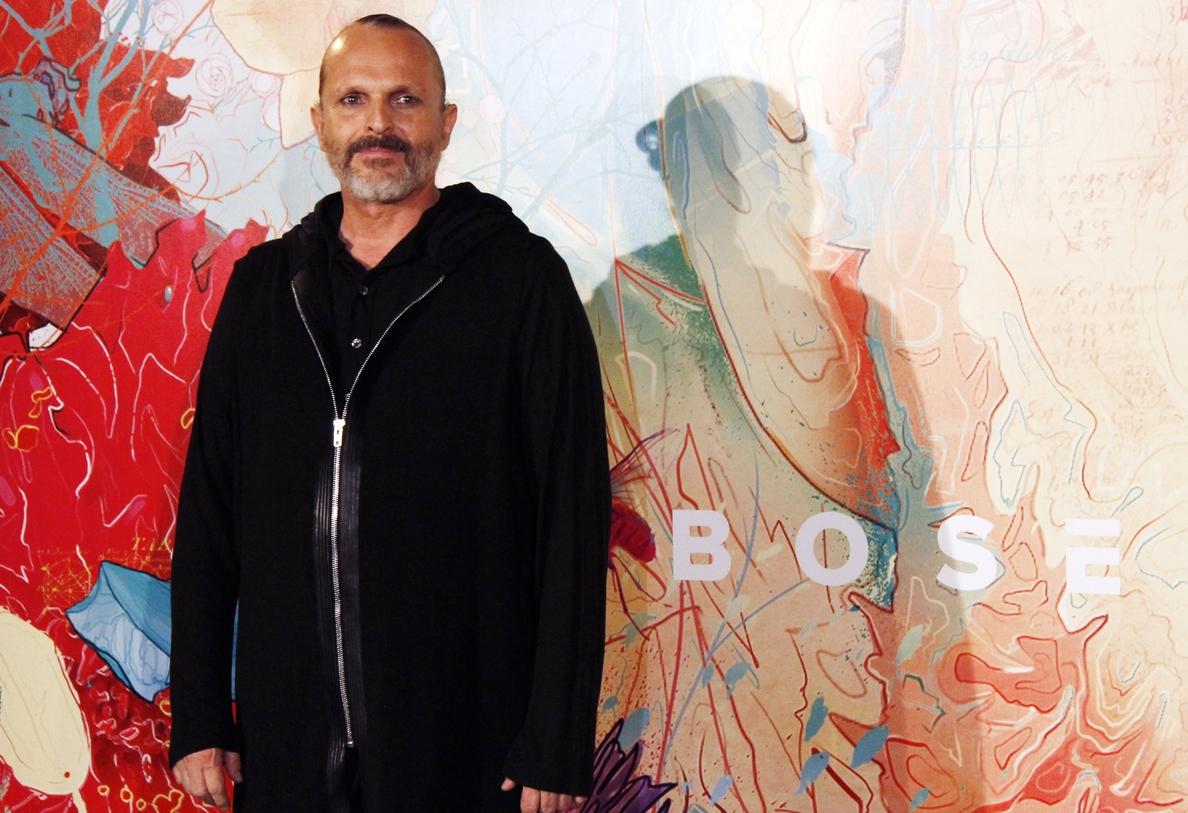 Miguel Bosé actuará en julio en la Plaza de Toros de Murcia