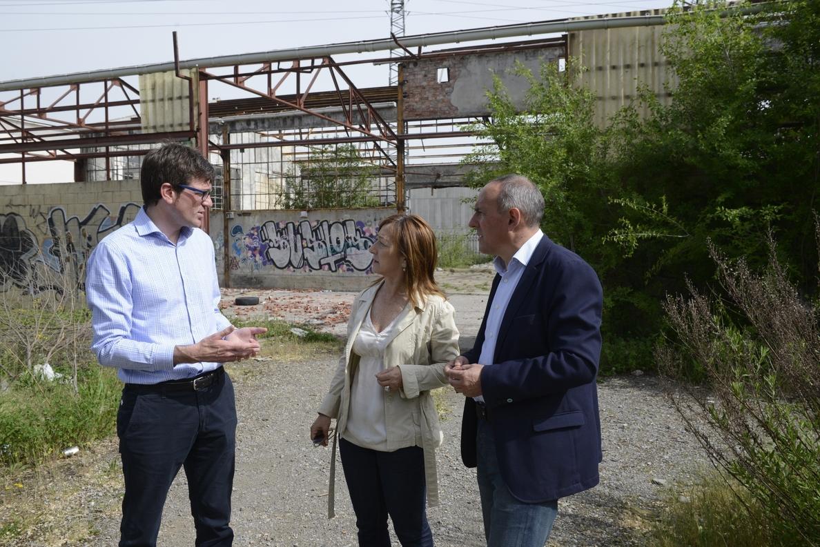 PNV propone una política de suelo en Álava que «contrarreste las políticas agresivas» de La Rioja