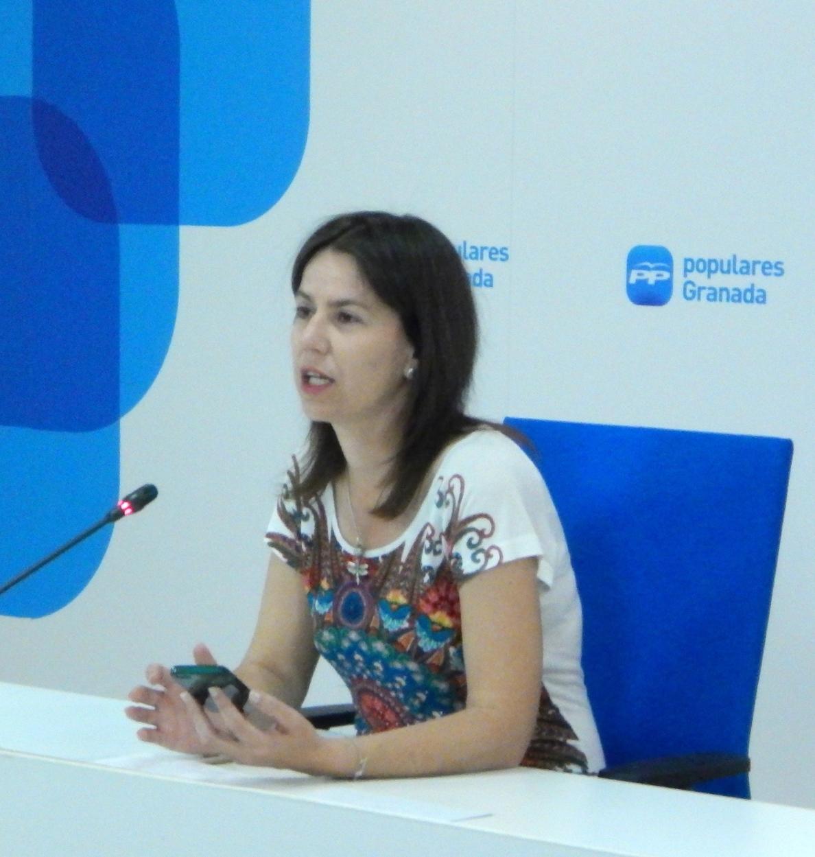 PP pide el cese de la gerente del Legado Andalusí por su supuesta implicación en el fraude de la formación