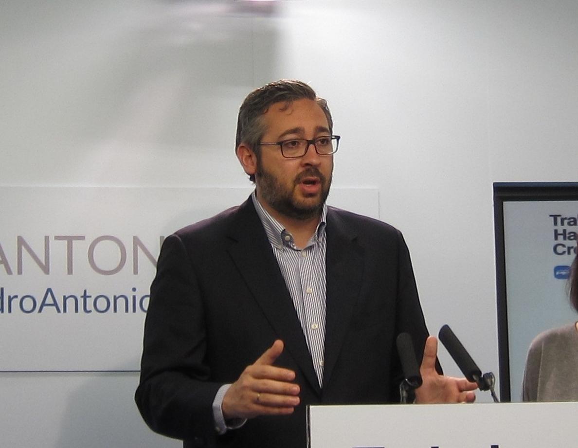 PP: «Si los planes de cuenca dicen que los excedentes están en el Ebro será de ahí de donde venga el agua»
