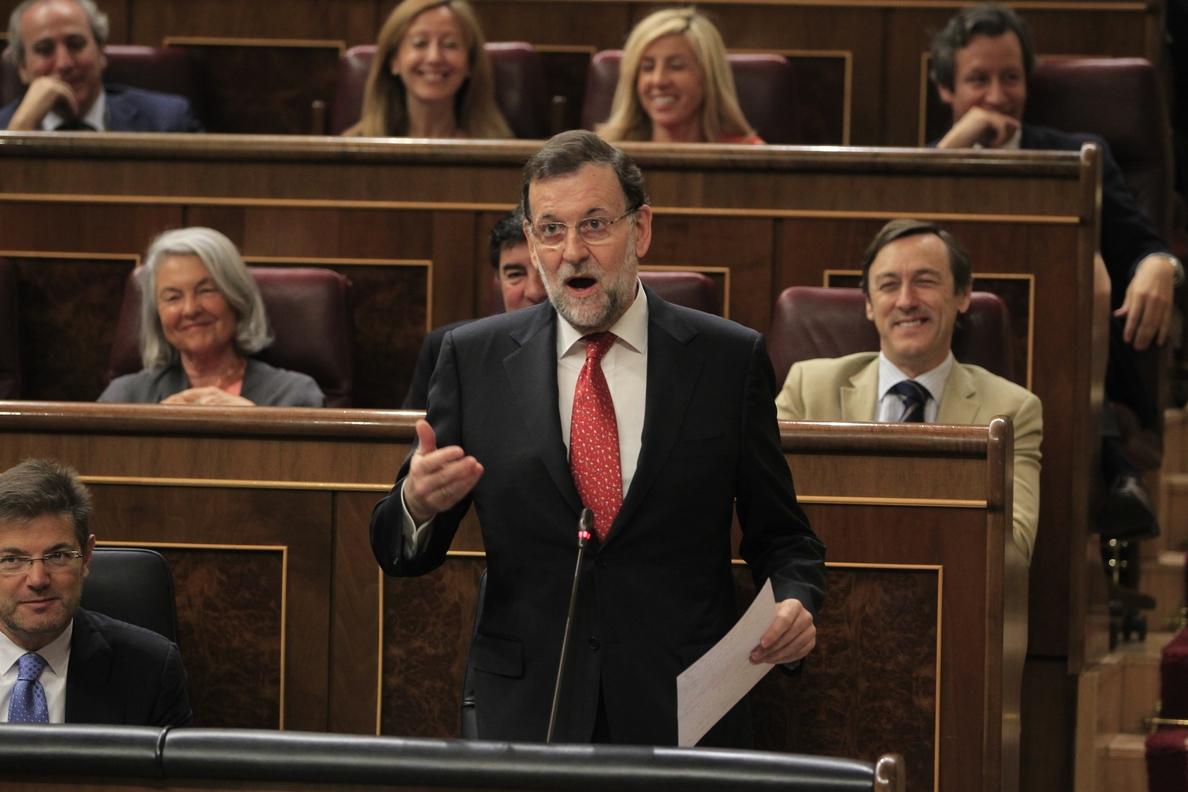 Rajoy niega que quiera quitar competencias a las CCAA con la reforma de la formación profesional