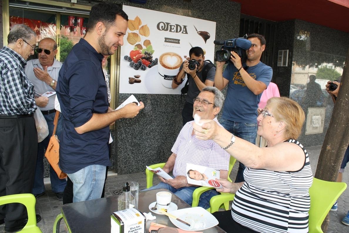 Rojas (IU-CA) propone «descentralizar» el turismo y aprovechar el «potencial» de los barrios