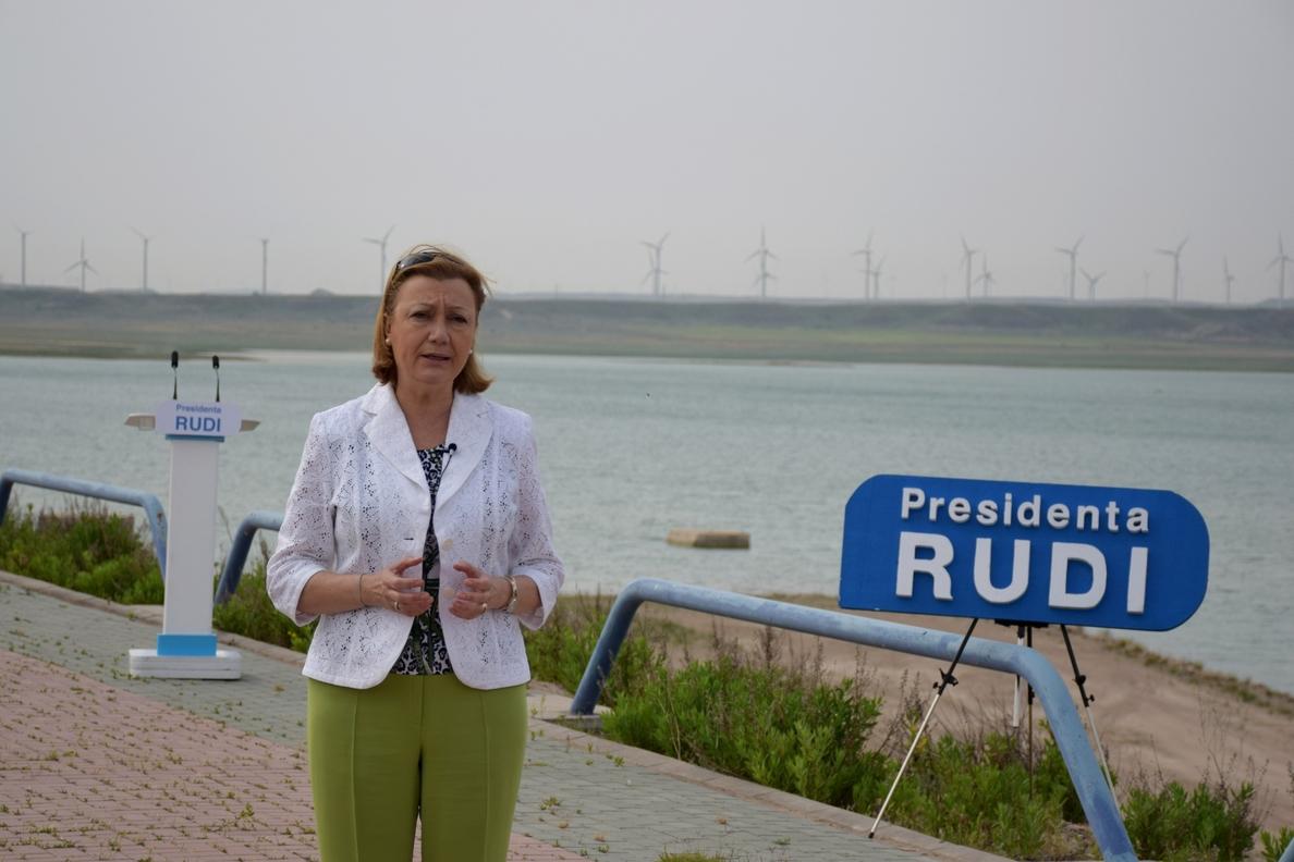 Rudi: «Estamos radicalmente en contra de cualquier trasvase del Ebro, bajo cualquier hipótesis»