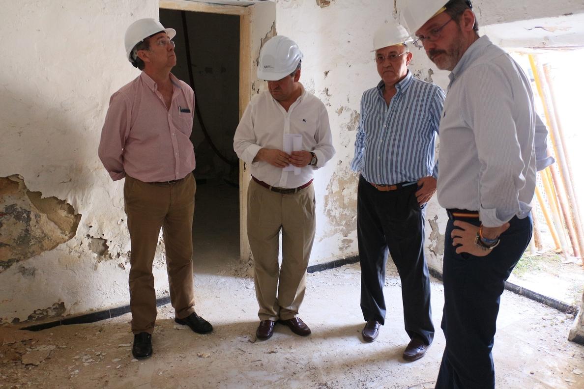 El alcalde de San Fernando (PP) anuncia que la casa natal de Camarón estará rehabilitada «en seis meses»