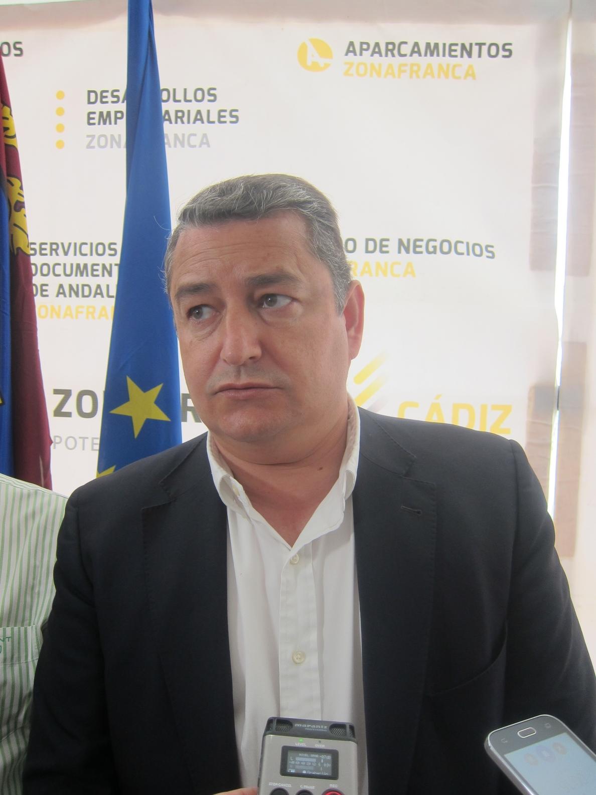 Sanz dice que la Delegación del Gobierno debe «ser muy respetuosa» con actuaciones judiciales como Aznalcóllar