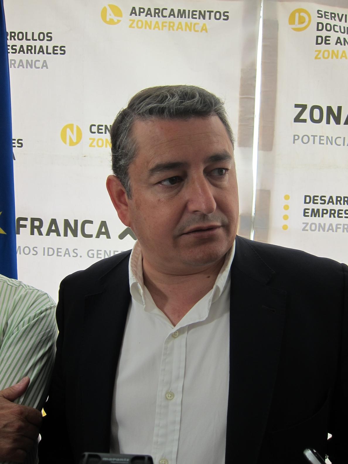 A Sanz no le «consta» que Gobierno haya decidido sobre La Almoraima y dice que la gerente expresó «su opinión»