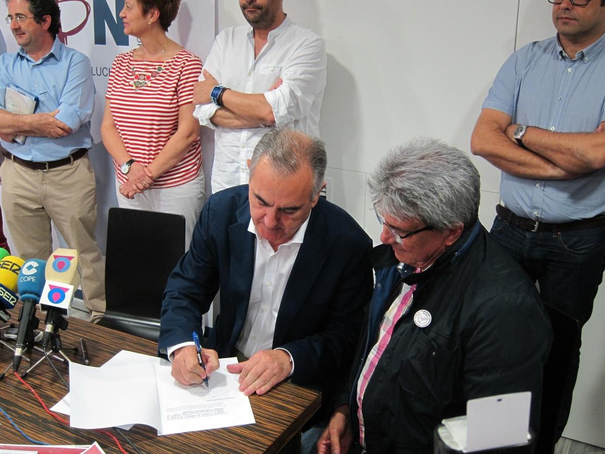 Tovar (PSRM) critica que el PP que «ha generado la pobreza» diga ahora que la situación «va a ser diferente»