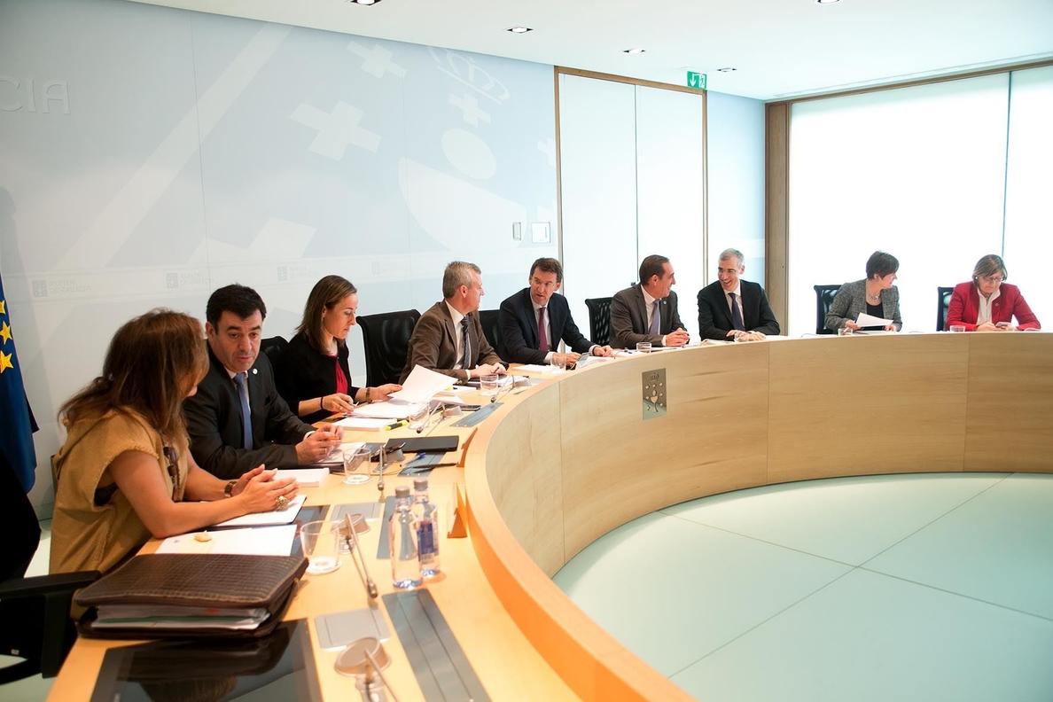 La Xunta concentra esfuerzos en el apoyo financiero a la industria con un paquete de 67 millones en 2 años
