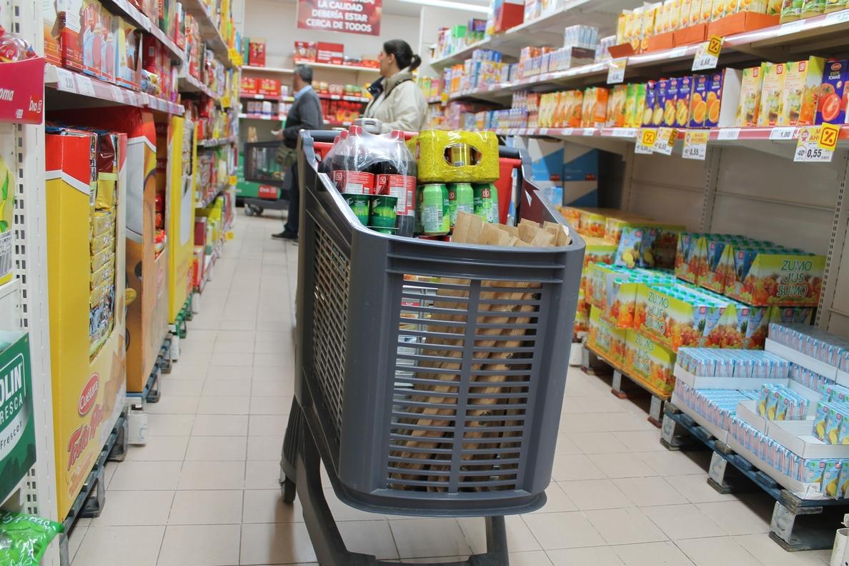 Los precios suben en Murcia un 1,3% en abril