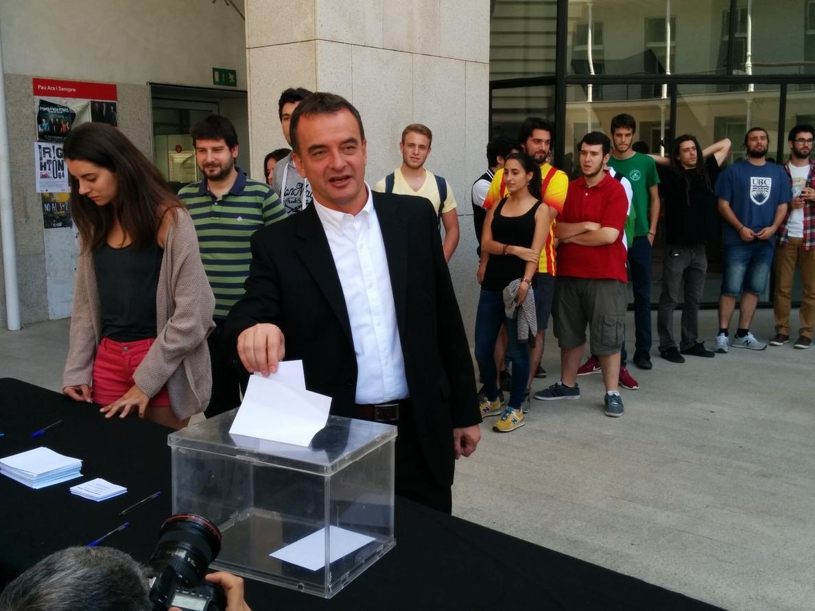 Bosch (ERC) no pactará con Colau en la alcaldía de Barcelona si no apoya la independencia en la campaña