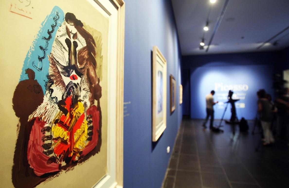 Hoy se inaugura en Cádiz »Picasso ceramista y grabador. La Suite Vollard», con piezas originales del artista