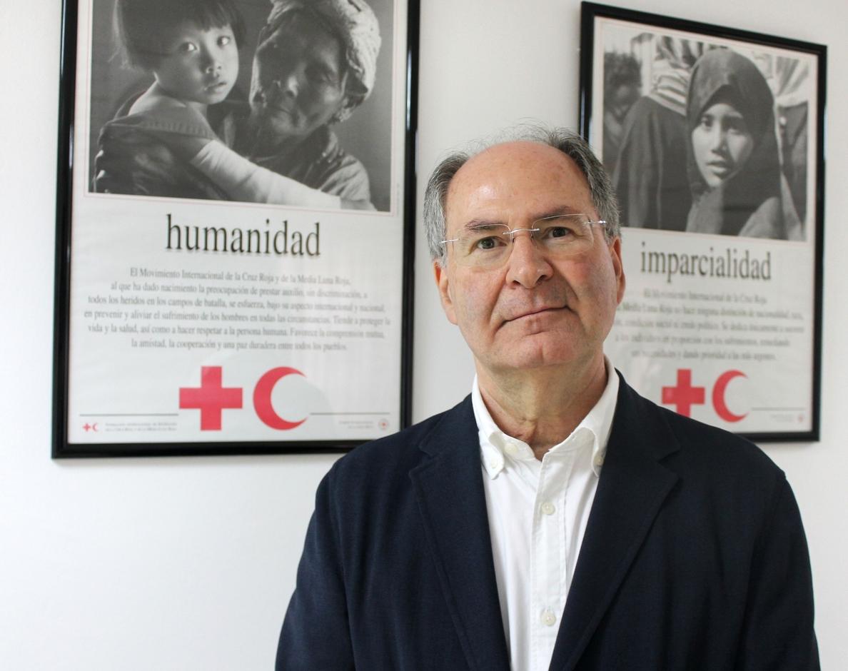 Antoni Barceló, nuevo presidente de Cruz Roja en Baleares