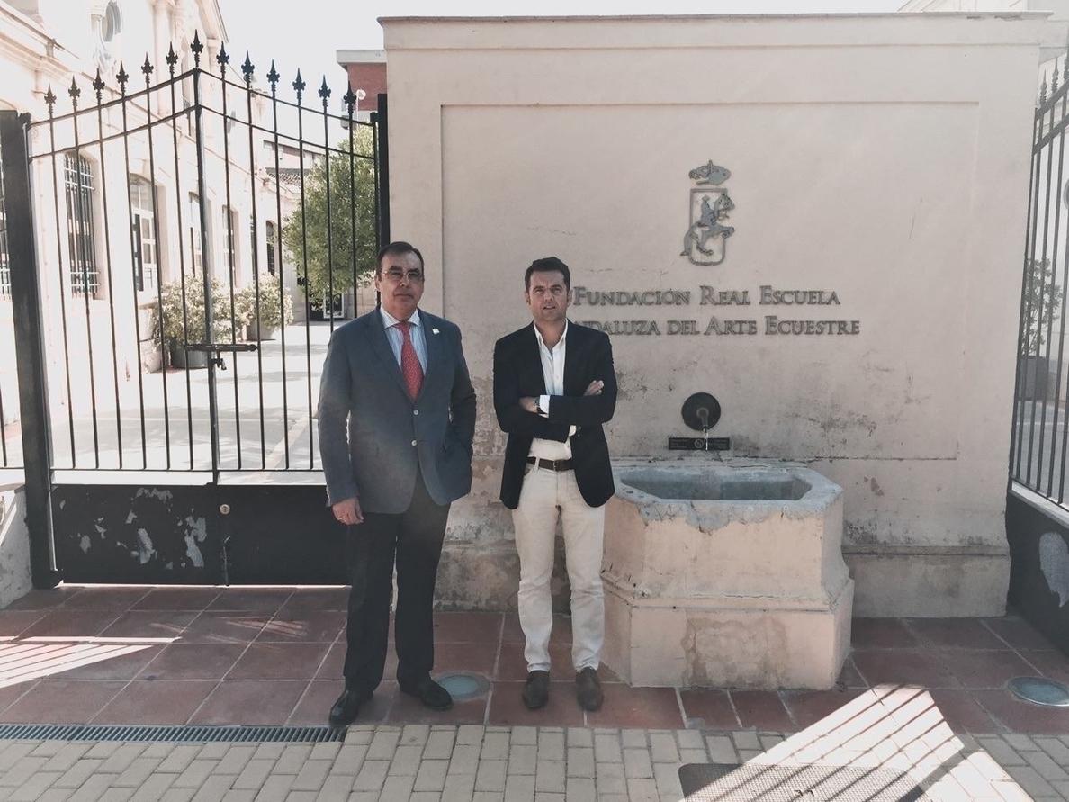 La Real Escuela Andaluza de Arte Ecuestre prevé participar en el Salón Internacional del Caballo y el Campo