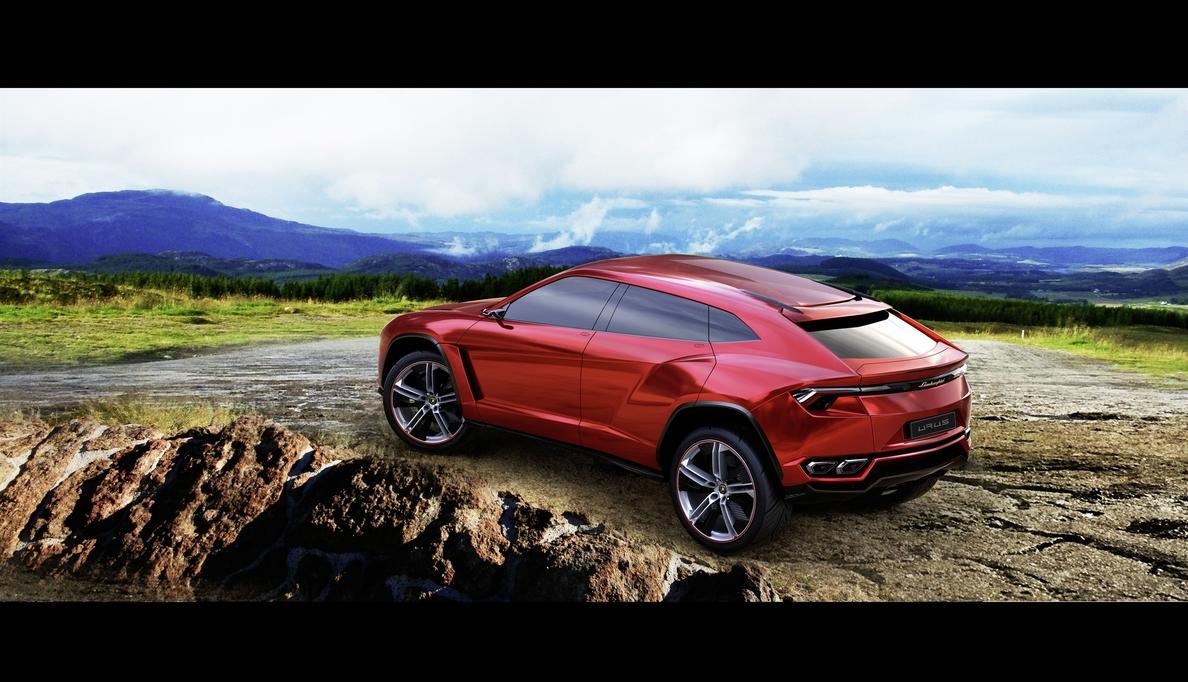 Lamborghini fabricará su primer todocamino