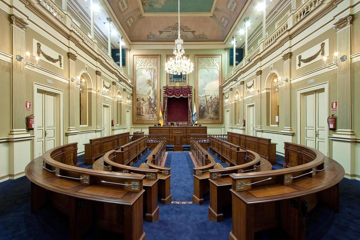 El Parlamento de Canarias deberá constituirse antes del 23 de junio