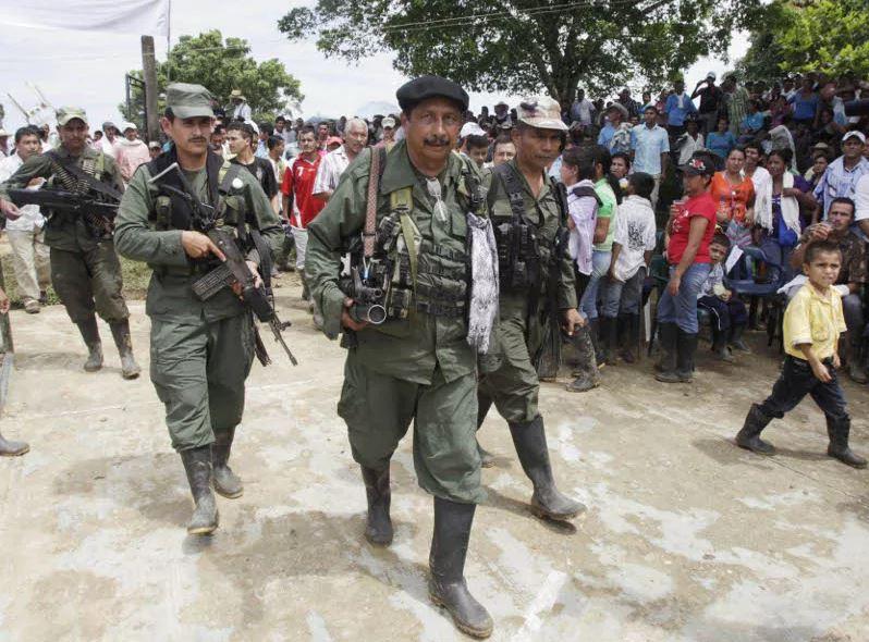 Un miembro de la delegación de paz de las FARC murió en un ataque en Colombia