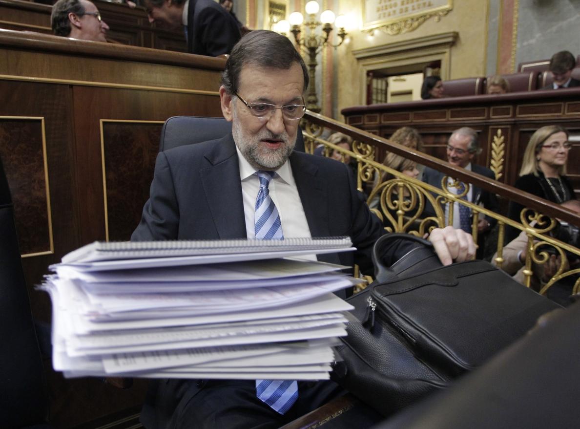 El cambio de Rajoy