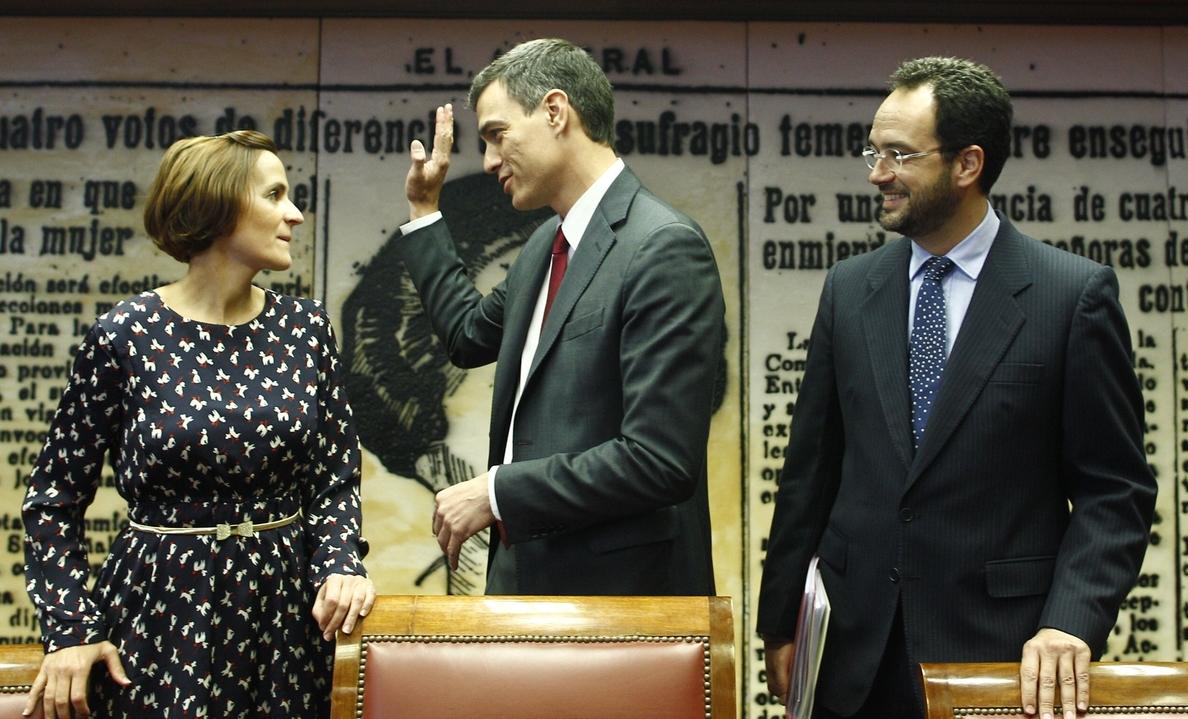 Pedro Sánchez y María Chivite apuestan por un cambio en Navarra, pero no ven «deseable» que esté Bildu en el Gobierno