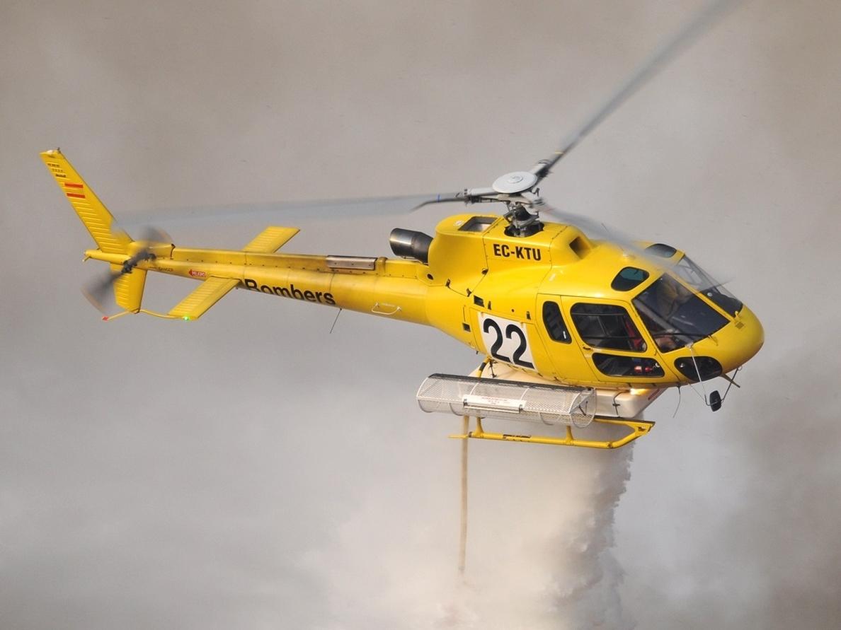 Aeca&Helicópteros dice que aún no tienen certificados para operar el 1 de junio pero esperan que se resuelva