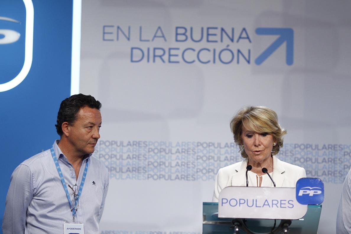 Aguirre aclara que el gobierno de concentración es «un desiderátum imposible» y que su apoyo sigue siendo para Carmona