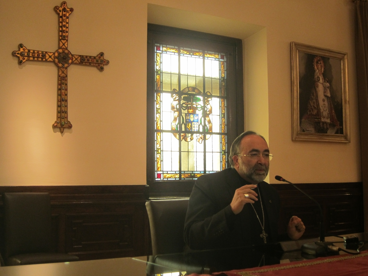 El Arzobispo de Oviedo defiende la asignatura de Religión por ser «una manera de cultivar una visión del mundo»