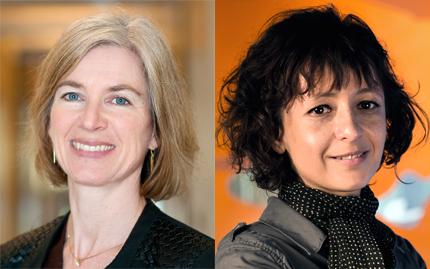 Charpentier y Doudna, Premio Princesa de Asturias de Investigación