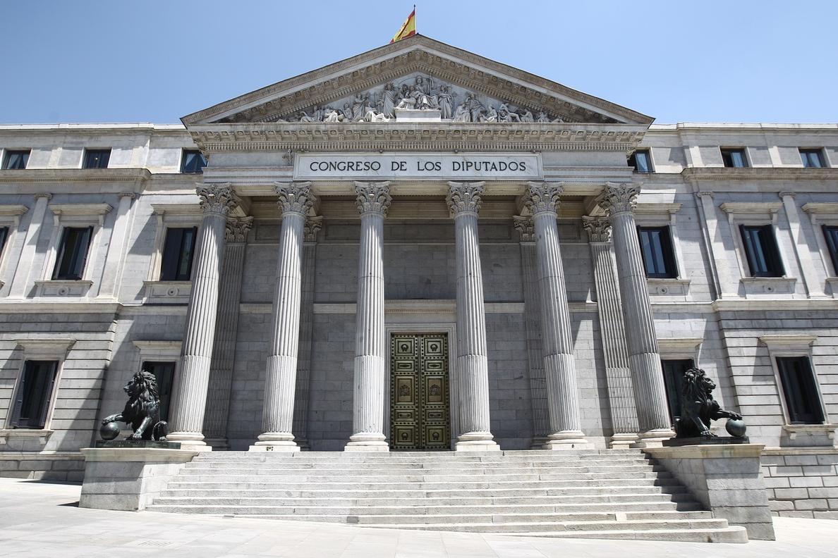 El Congreso envía al Senado la Ley de Infancia y Adolescencia con el voto de PP y UPN