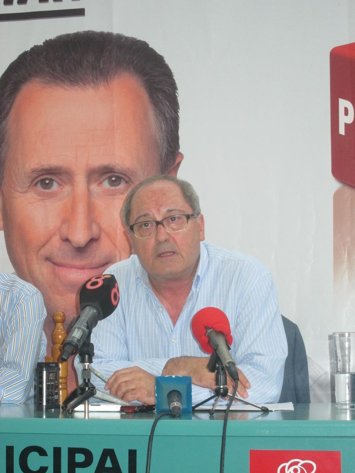 Cornejo (PSOE-A) asegura que el adelanto de primarias del PSOE «no está en la mente» de Susana Díaz «ni del PSOE»