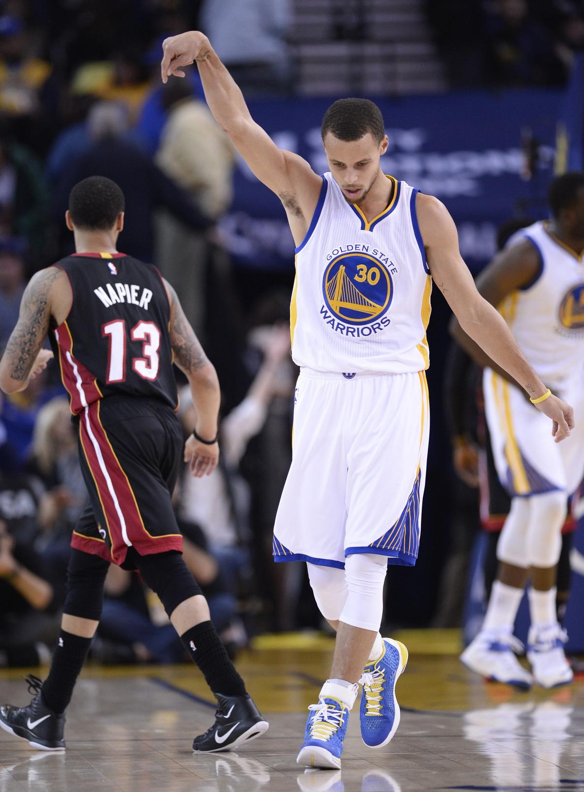 Los Warriors de Curry contra los Cavaliers de Lebron, la final de la NBA