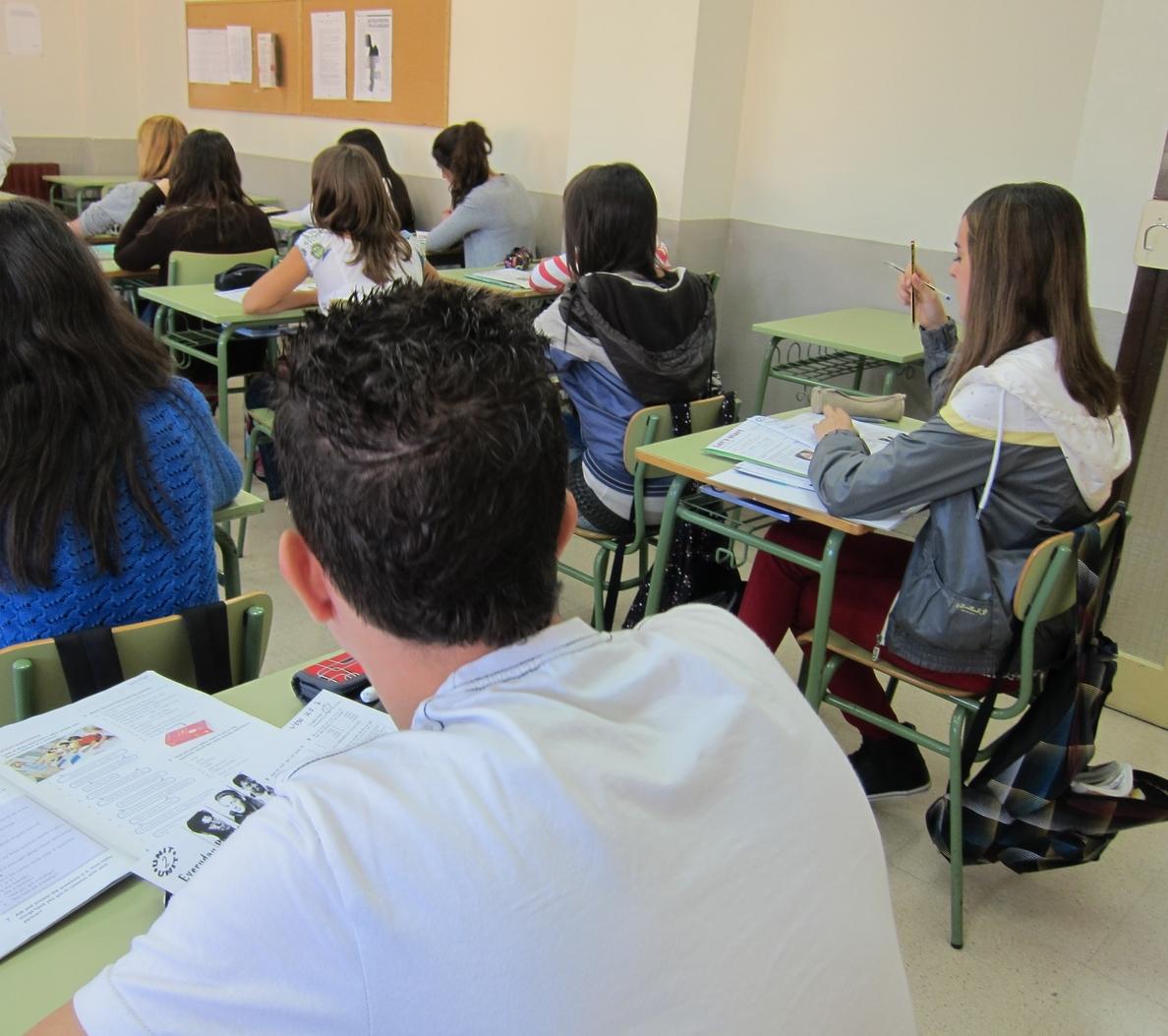 Educación registra incidencias en cinco centros de primaria en las pruebas de evaluación de tercero