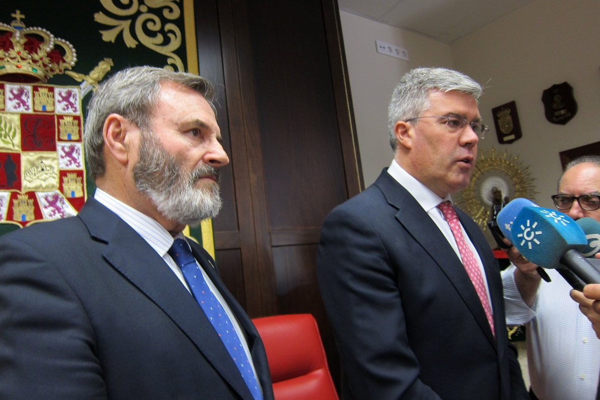 Fernández de Moya sobre la oferta a C»s: «No hablo de sillones, sino de políticas, de presente y futuro»