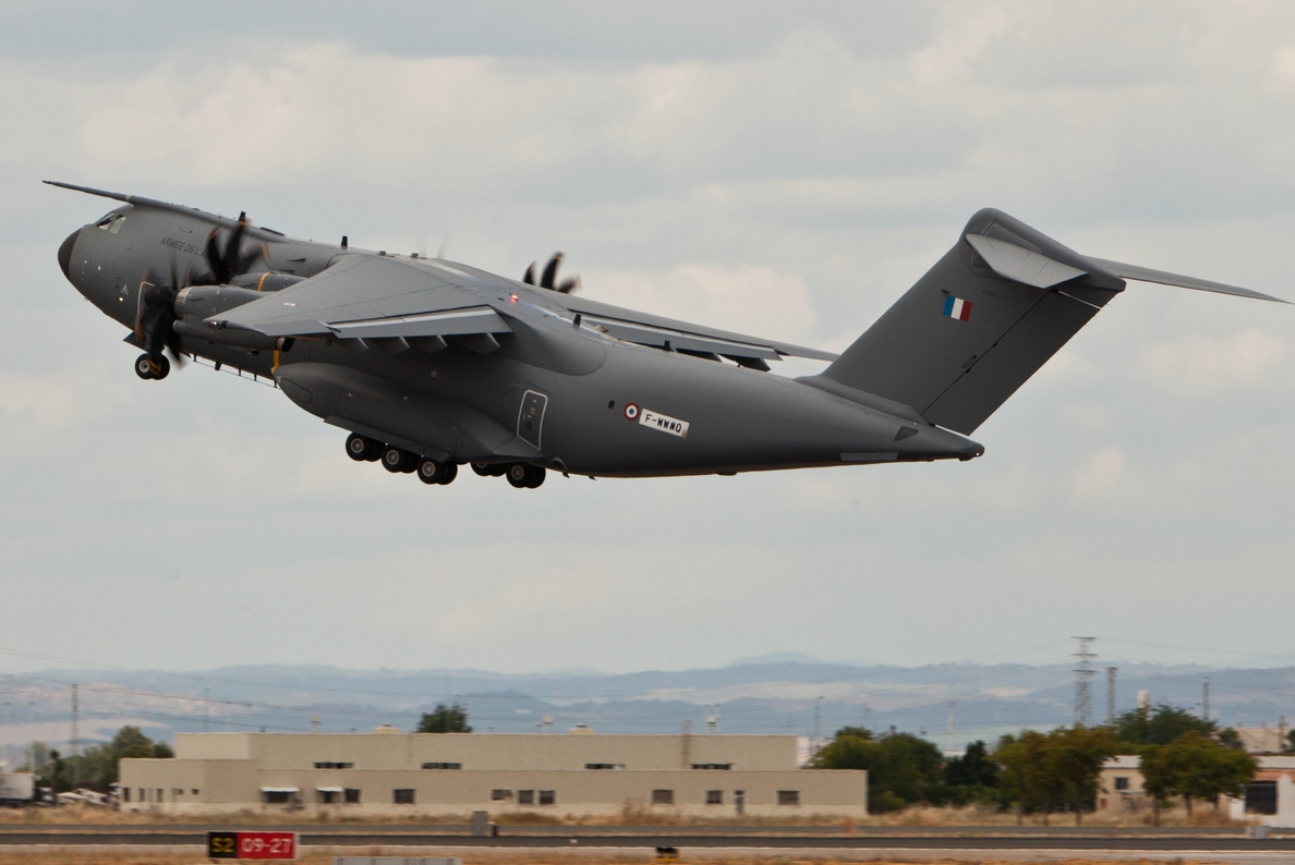 «Festival aéreo» el domingo en la base de Morón con aviones A400M, cazas Eurofighter y la Patrulla Águila
