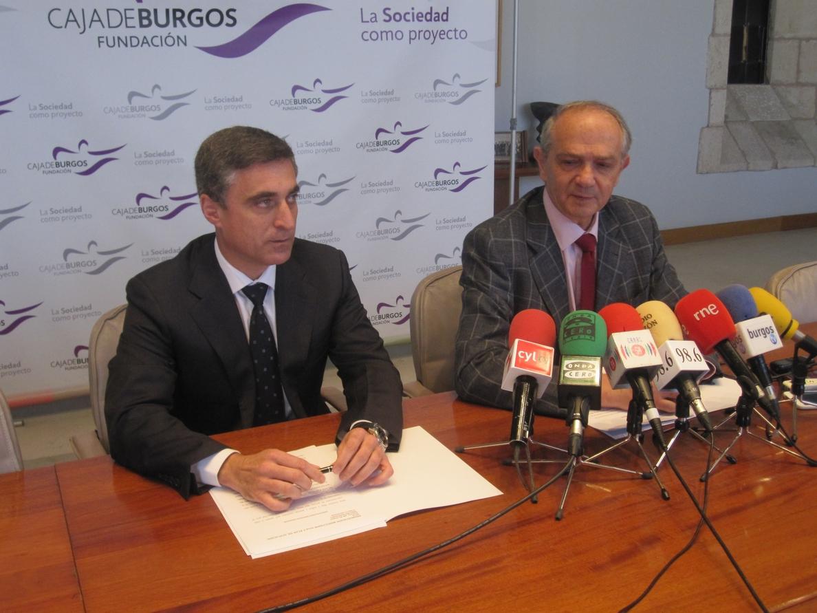 Fundación Caja de Burgos destinará 13,4 millones al desarrollo de actividad social y cultural en 2015