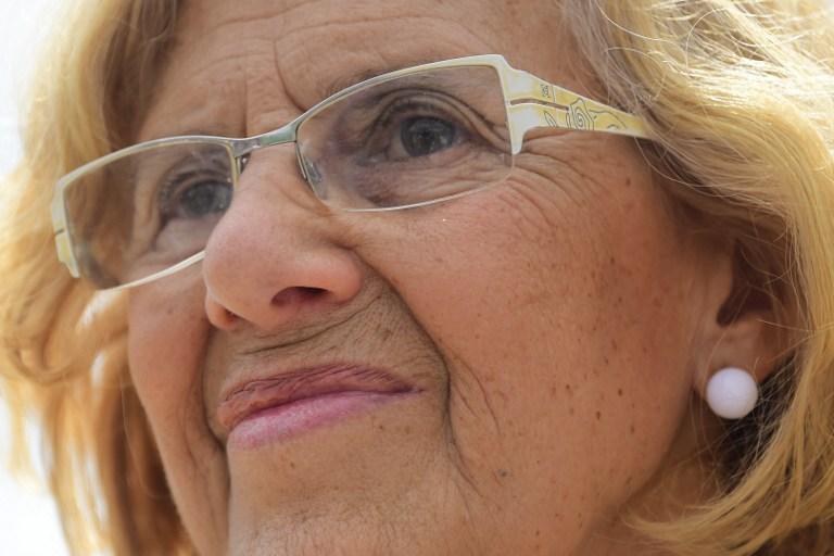 Carmena tacha la actitud de Aguirre de «pataleta de niña caprichosa»
