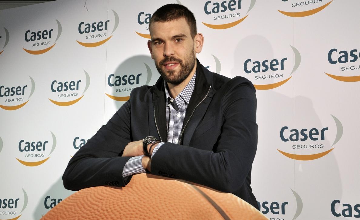 Marc Gasol: «La franquicia que elija tendrá un peso importante en mi decisión sobre el Eurobasket»