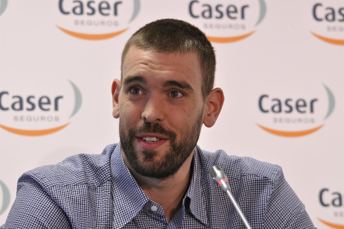 Marc Gasol no se plantea  cambiar de equipo aunque sea agente libre