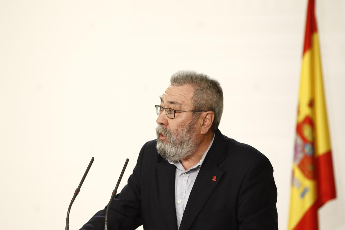 Méndez pide un adelanto electoral para que no se ponga en riesgo la recuperación
