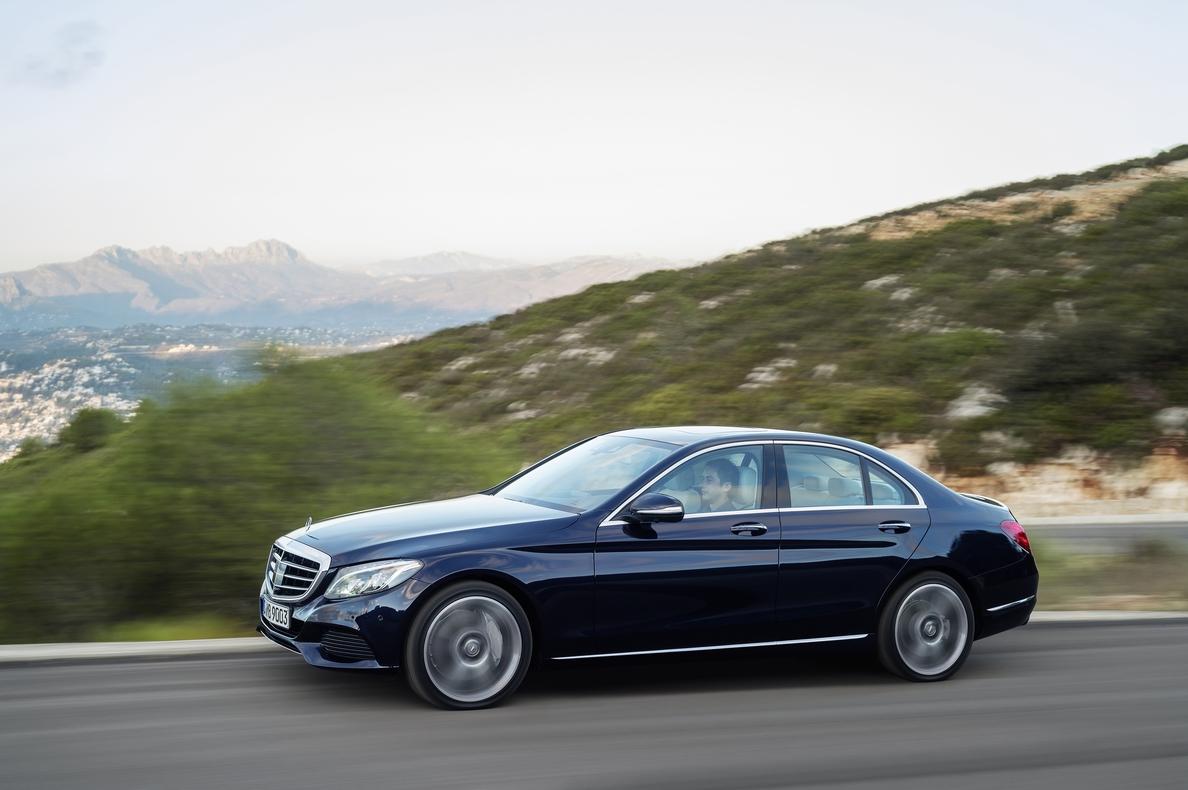 Mercedes-Benz alcanza ocho millones de unidades del Clase C vendidas