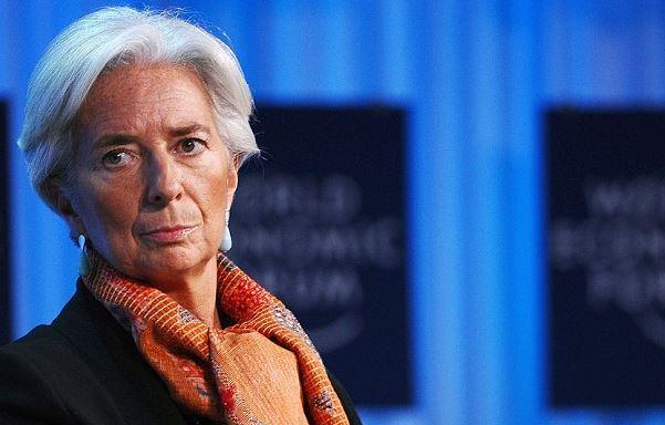 Lagarde dice que aún hay mucho trabajo por hacer en la negociación con Grecia