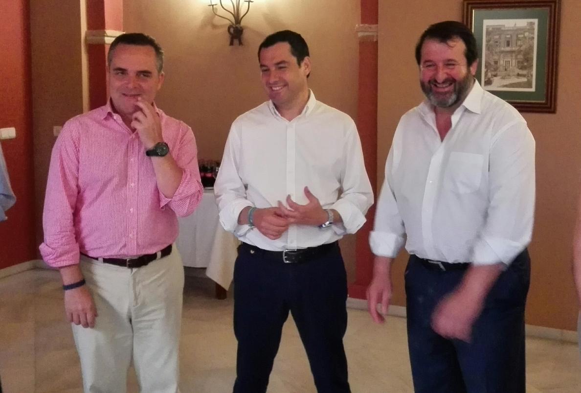 Moreno (PP-A) advierte de que la «autocrítica» en el PP no puede convertirse en «autodestrucción»