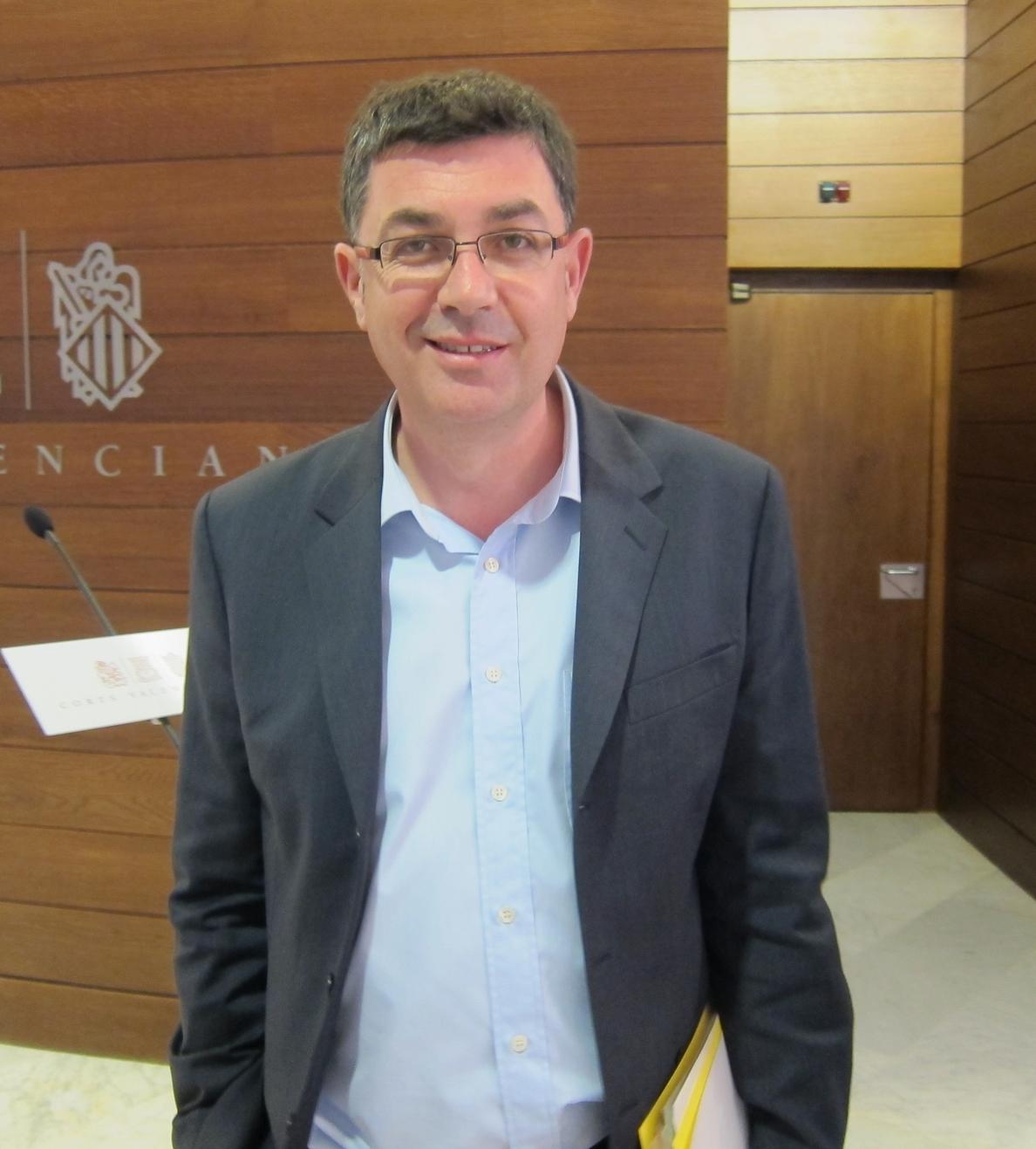 Morera considera que la experiencia de Ignacio Blanco «tiene que contar en la nueva etapa que comienza»