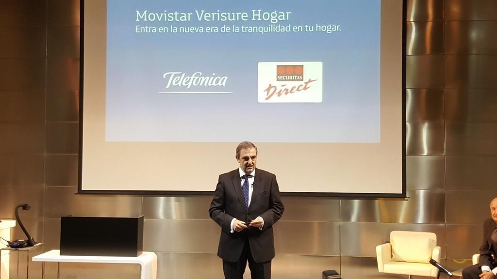 Movistar Verisure Hogar llegará el 17 de junio por 25 euros al mes
